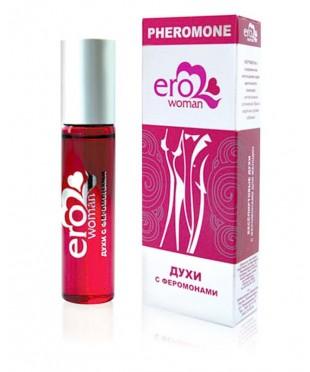 Женские духи с феромонами «EROWOMAN №16». Аромат «Gucci Eau de Parfume II»
