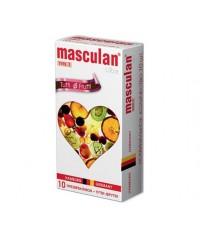 Презервативы Masculan Ultra Tutti & Frutti (10шт)