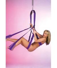 Фиолетовые секс-качели «Fantasy Swing»