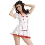 Сексуальная медсестра скорой помощи
