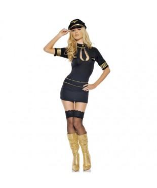 Женский костюм пилота