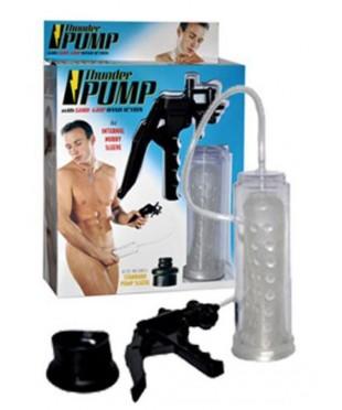 Вакуумная помпа «Thunder Pump» (21 см)