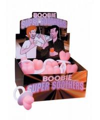 Сувенир cоска «BOOBIE SUPER SOOTHERS» (6 шт)