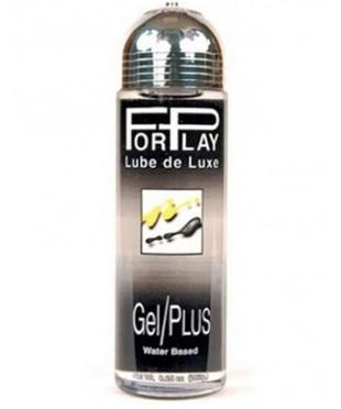 Гель-любрикант «For Play Gel Plus» на водной основе с ноноксинолом (71 мл)