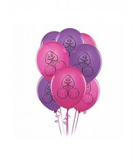 Воздушные шарики «PECKER BALLOONS» (8 шт)