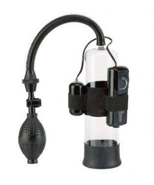 Ваккуумная черная помпа с вибратором